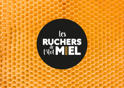 Les ruchers de l'ilot miel